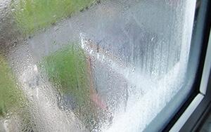 Устранение конденсата на окнах
